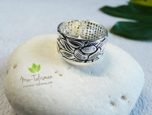 bague lotus mon-talisman